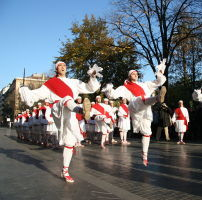 Séjours adaptés - groupes - amis - esteam voyages - déficience intellectuelle - handicap mental - Pays Basque -